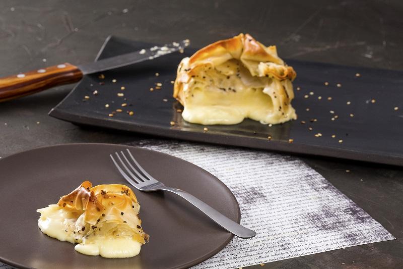 Brie crocante